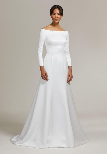 Suknie ślubne trendy 2020 Meghan Markle