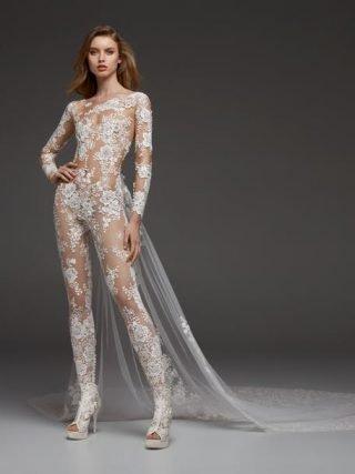 Suknie ślubne na przebranie 2020
