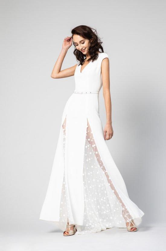 Suknie ślubne w gwiazdki 2020