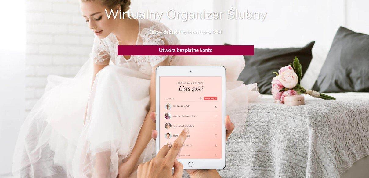 Organizer ślubny Wedding.pl