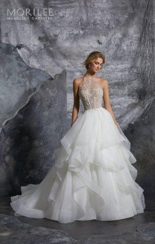Suknie ślubne princesski - kolekcje 2020