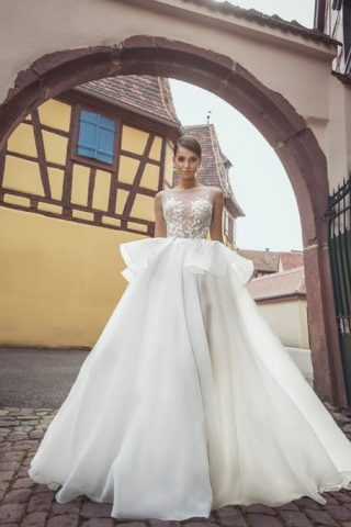 Suknie ślubne princesski 2020