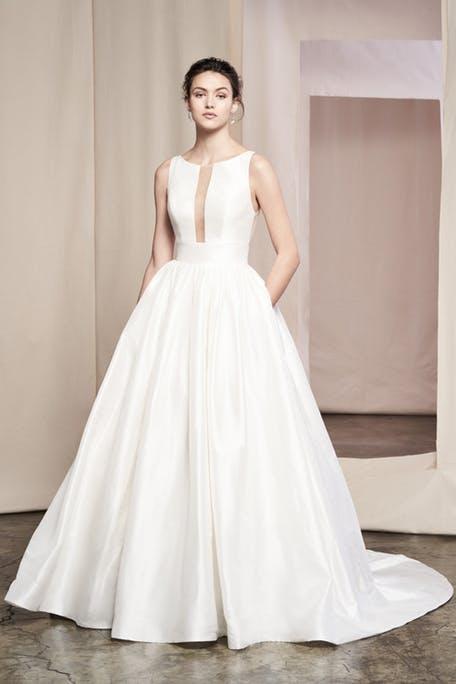 Suknie ślubne z kieszeniami 2020