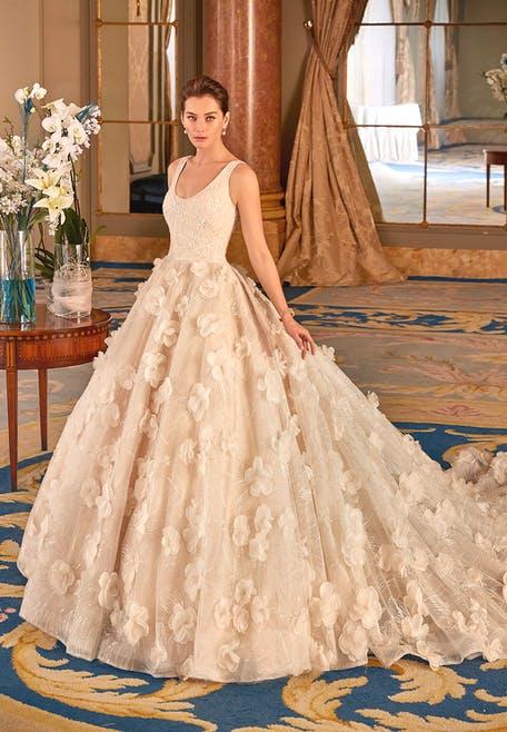 suknia ślubna księżniczka 2021