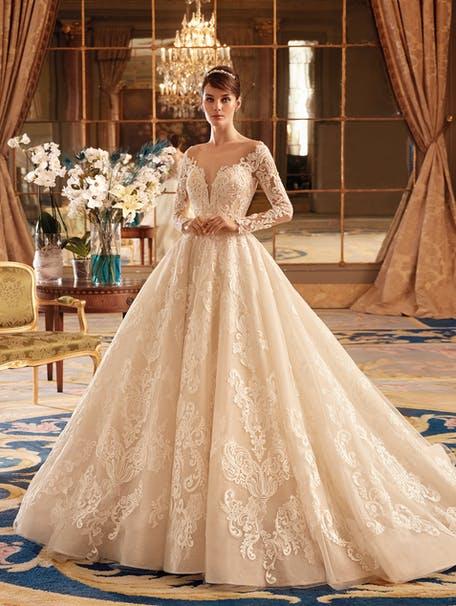 suknie ślubne princessy 2021