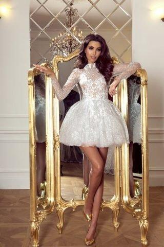 Druga suknia ślubna 2020