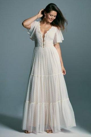 Suknia ślubna w stylu vintage