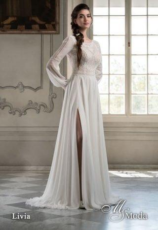 Suknie ślubne boho