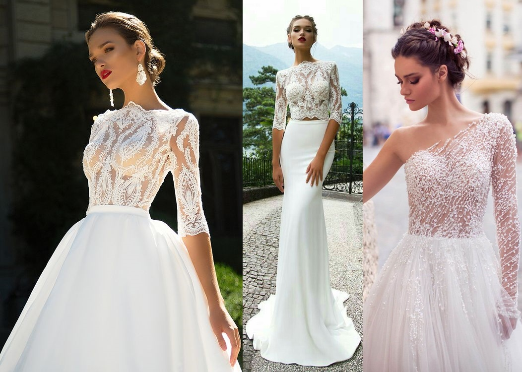 c7763f6508 Na rynku sukien ślubnych pojawiają się prawdziwe
