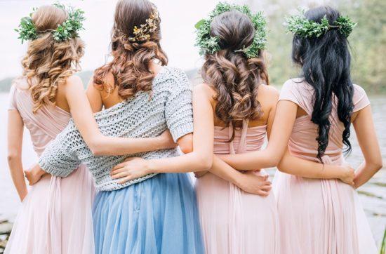 Sweterek ślubny dla jesiennej Panny Młodej