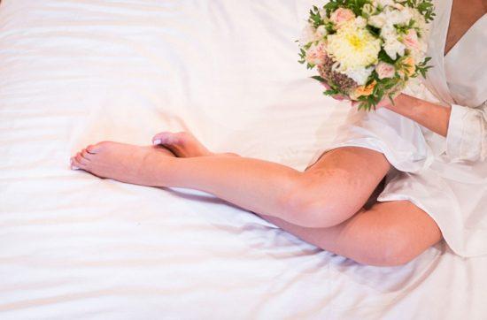 Szlafrok dla Panny Młodej - zdjęcie 5