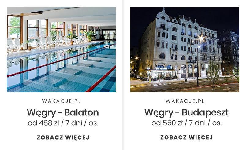 Tani miesiąc miodowy - Węgry