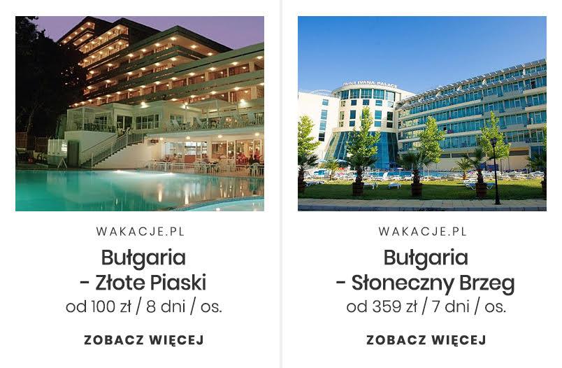 Tani miesiąc miodowy - Bułgaria