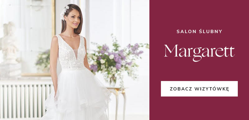 najlepsze firmy ślubne - Margarett