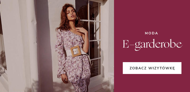 najlepsze firmy ślubne - E-Garderobe