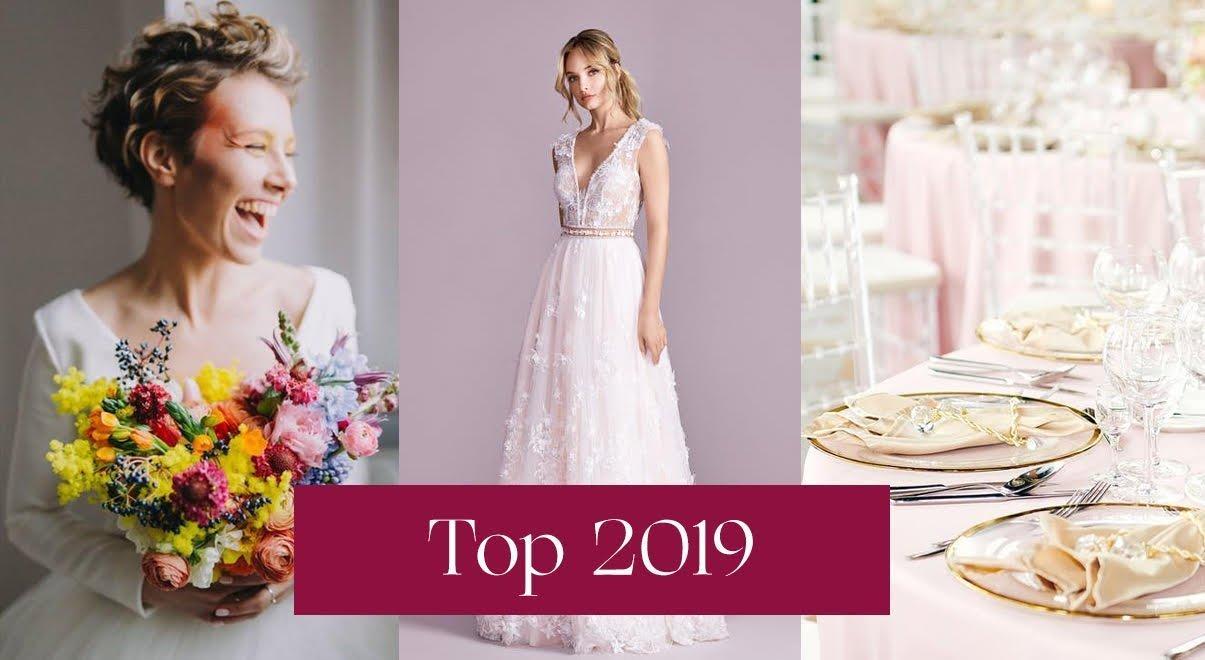 najlepsze firmy ślubne 2019 roku