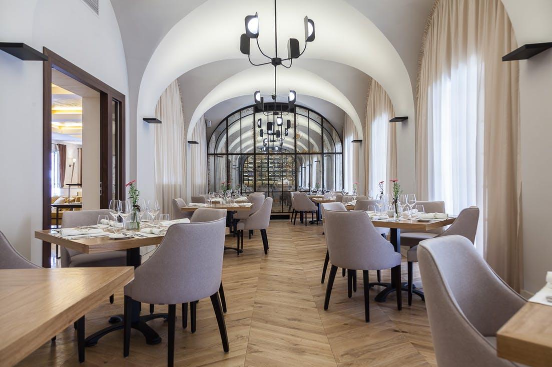 Sala weselna Mamaison Hotel Le Regina Warsaw