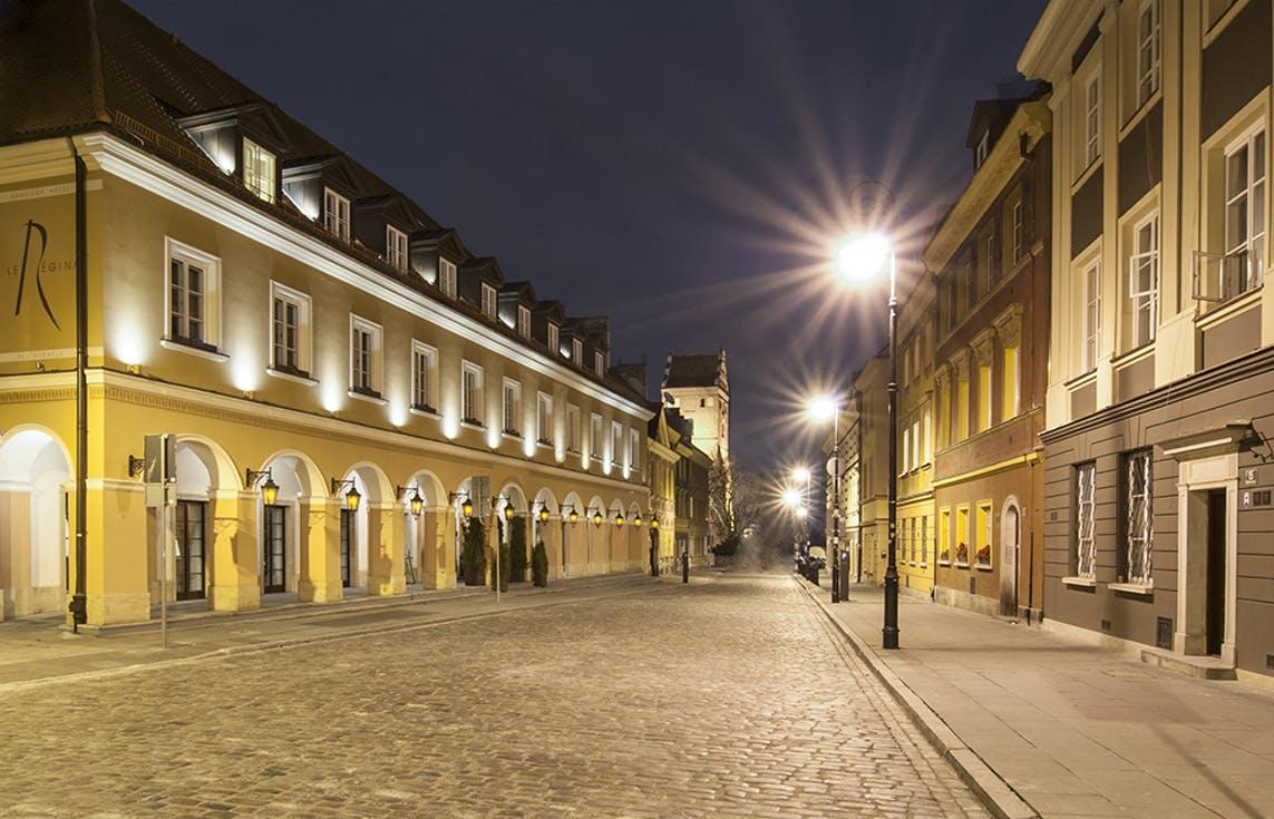 Mamaison Hotel Le Regina Warsaw wesele