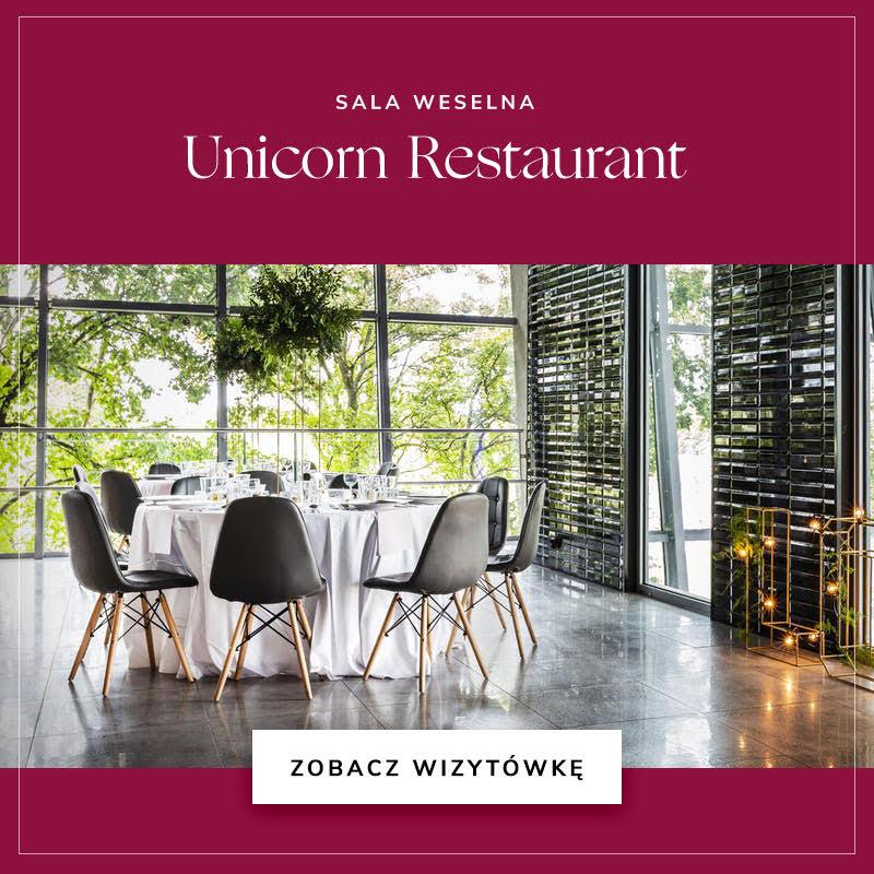 UNICORN Restaurant / Wedding.pl