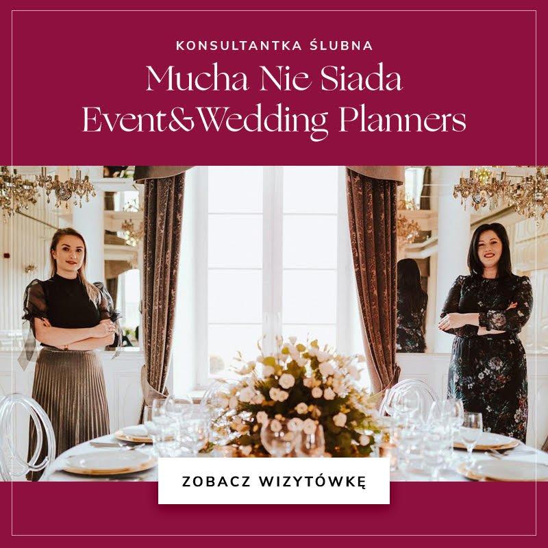 Mucha Nie Siada Event&Wedding Planners / Wedding.pl