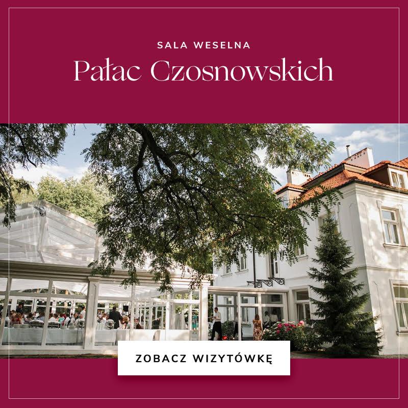 Pałac Czosnowskich / Wedding.pl