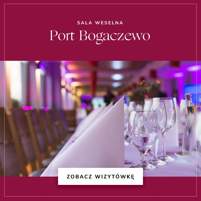Port Bogaczewo / Wedding.pl