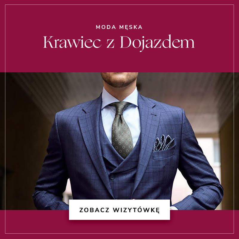 Krawiec z Dojazdem / Wedding.pl