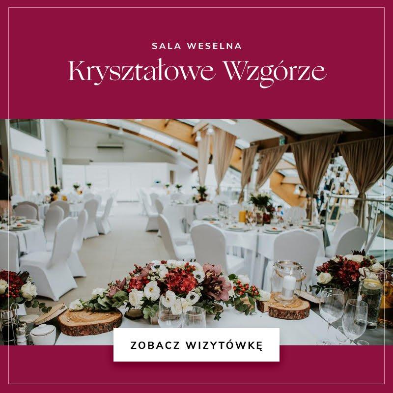 Kryształowe Wzgórze / Wedding.pl