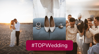 top wedding marzec 2021
