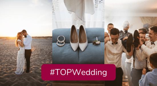 top wedding marzec 2021