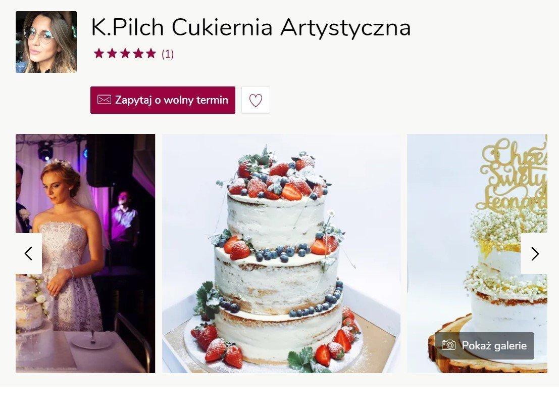Cukiernia Artystyczna K.Plich