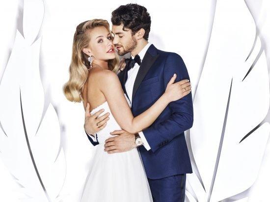 Biżuteria ślubna 2020 - trendy