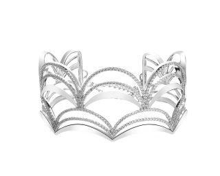 Biżuteria ślubna 2020 - styl glamour