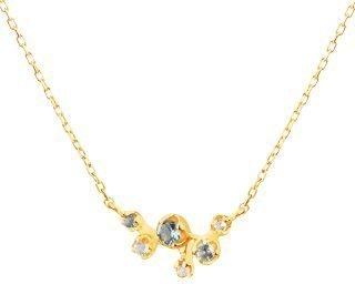Biżuteria ślubna 2020 - złoty naszyjnik