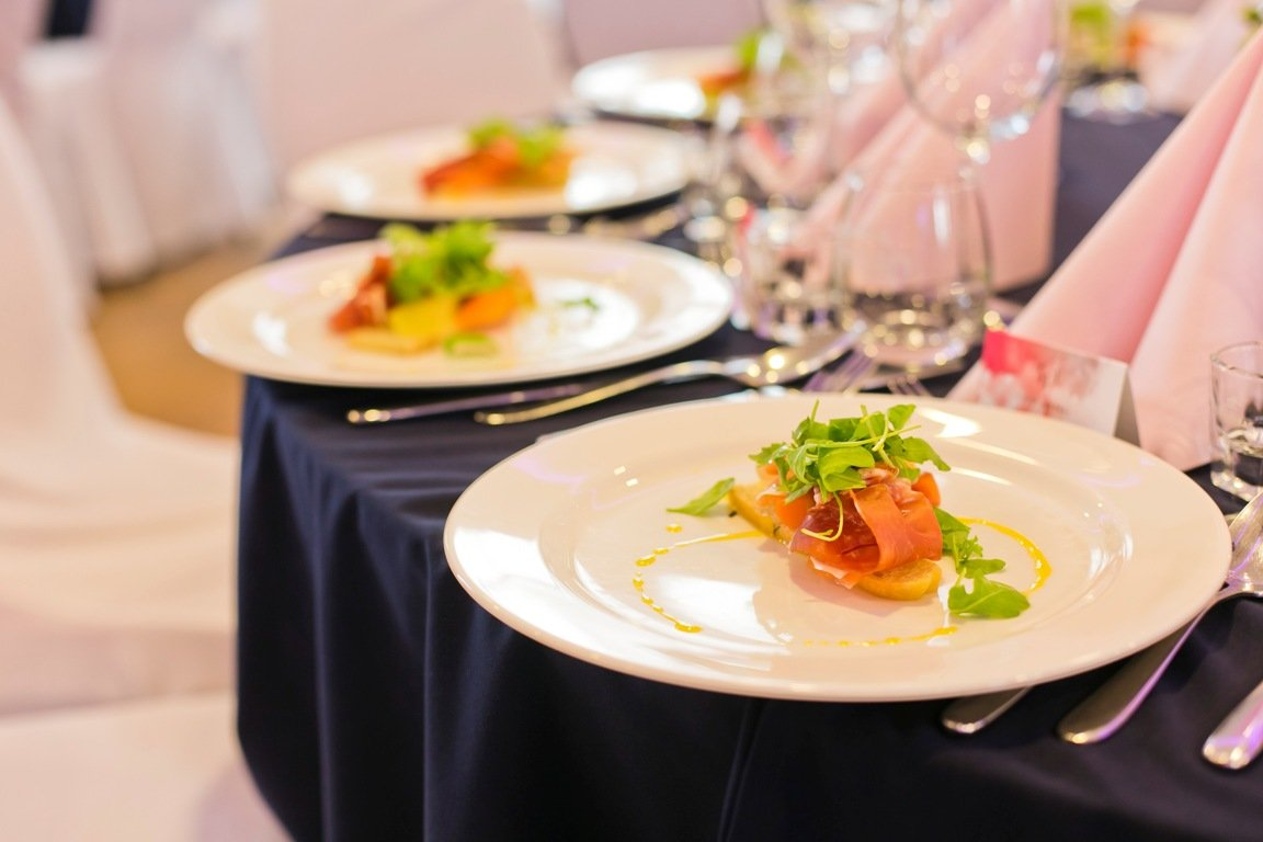 Menu weselne - Brant Hotel & Events