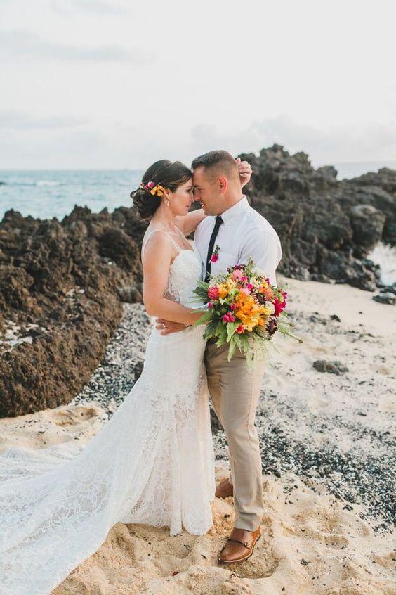 Ślub na Maui