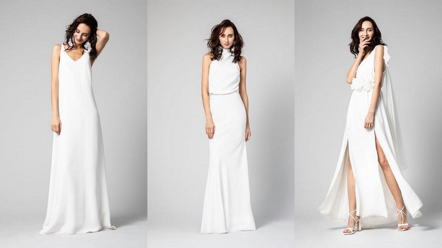 trendy ślubne 2021 - suknie ślubne