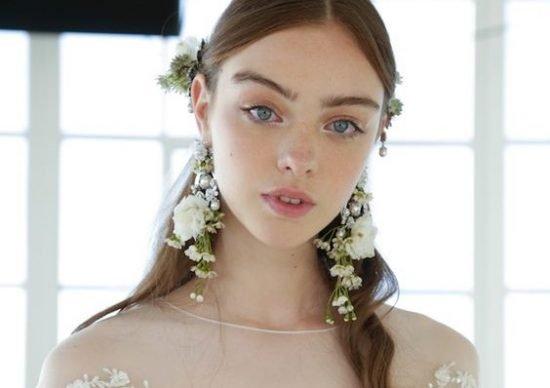 Trendy w makijażu ślubnym 2019 - hot i not