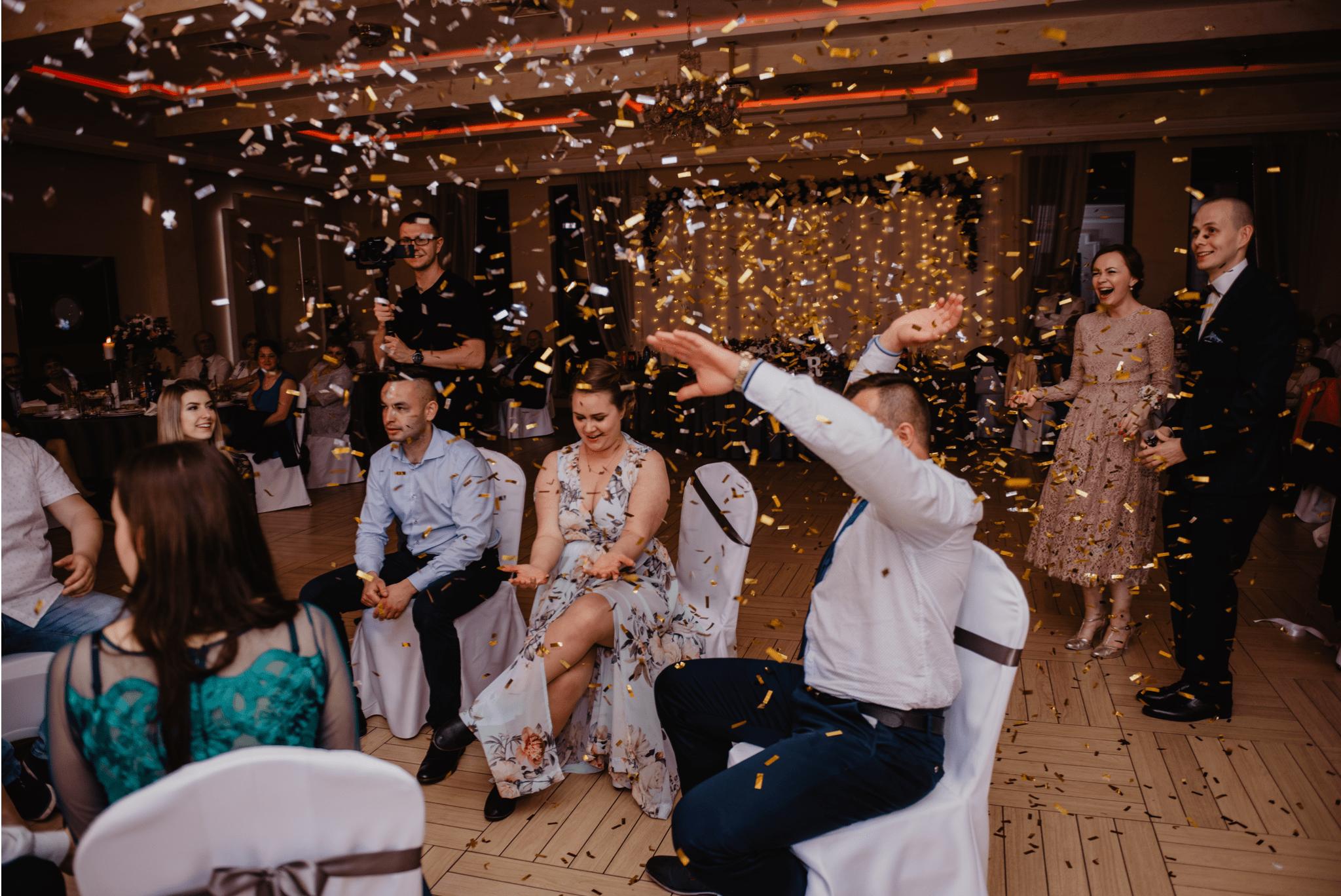 Tykająca bomba zabawa weselna - zdjęcie 1