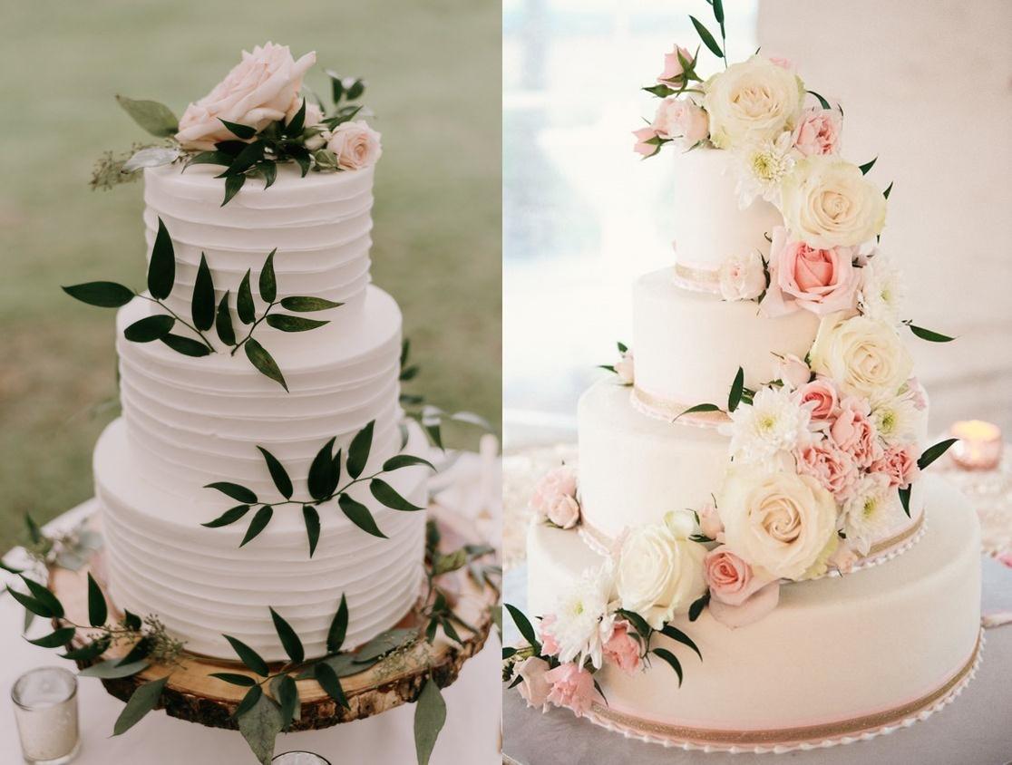 Jak udekorować tort weselny - zdjęcie 5