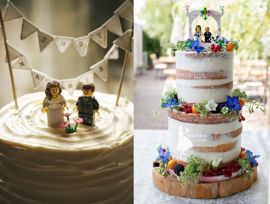 Jak udekorować tort weselny - zdjęcie 7