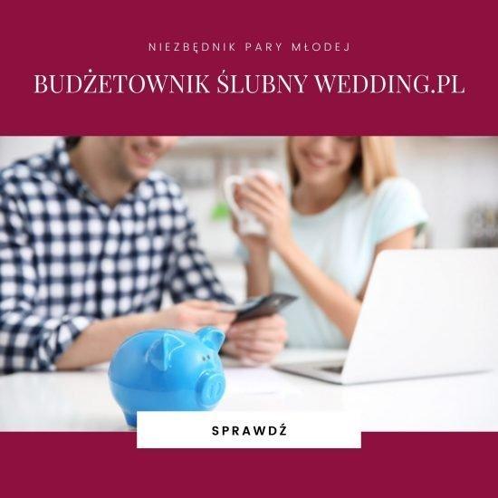 budżetownik ślubny Wedding.pl