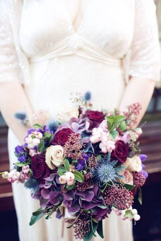 Kolor roku Pantone - ultra violet jako motyw przewodni 16