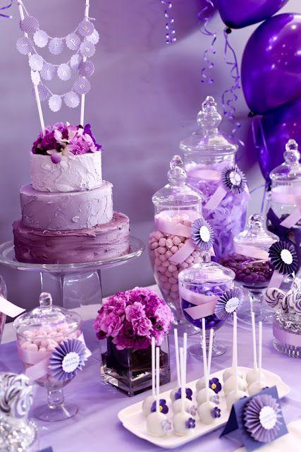 Kolor roku Pantone - ultra violet jako motyw przewodni 18