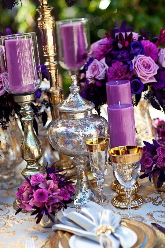 Kolor roku Pantone - ultra violet jako motyw przewodni 5