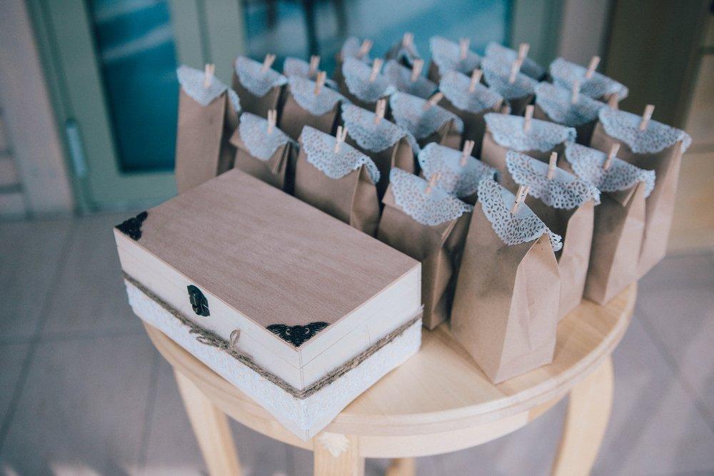 Upominki dla gości weselnych - jak wręczyć