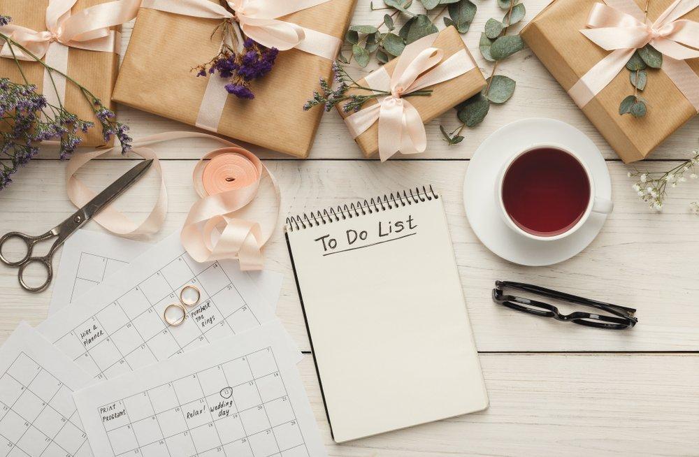 Upominki dla gości weselnych - lista
