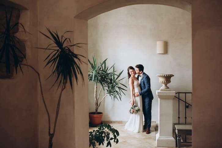 wedding planner młoda para ślub