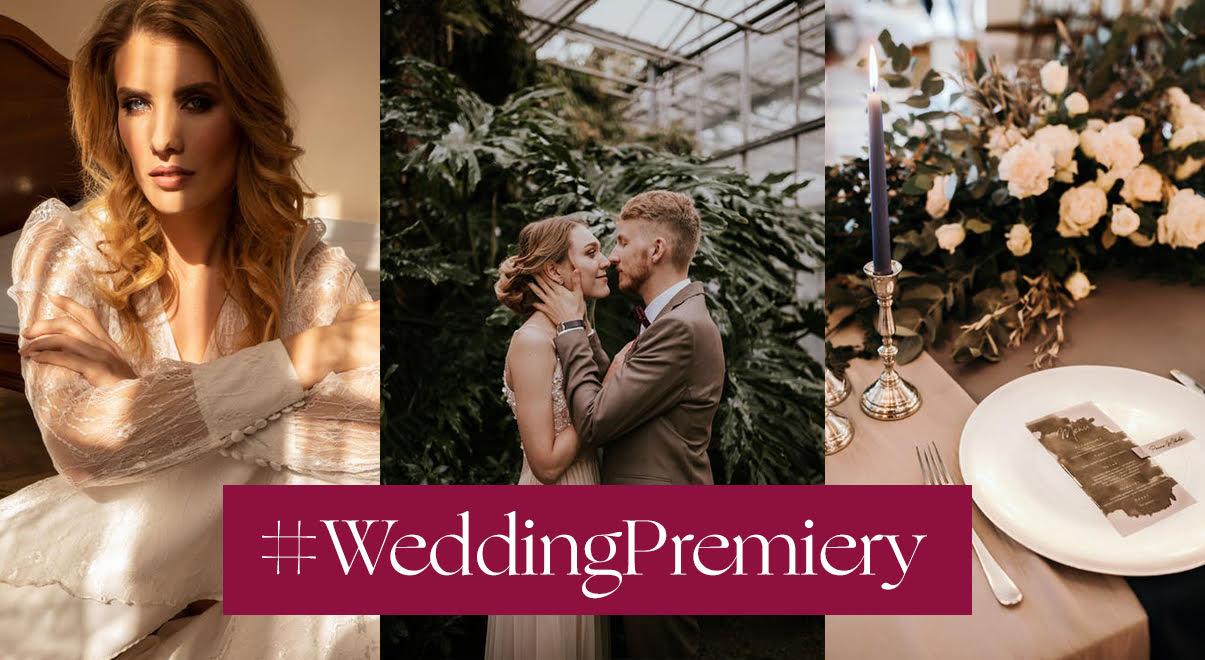 #WeddingPremiery grudzień 2019