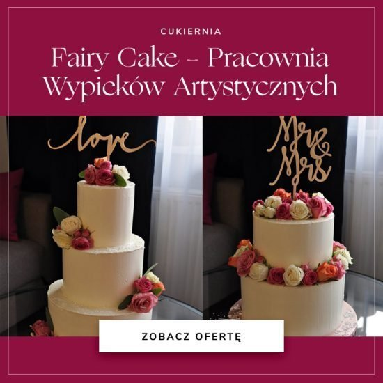 Fairy Cake Pracownia wypieków artystycznych